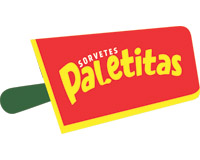 SORVETES PALETITAS