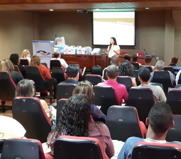 Associados recebem orienta��es sobre Boas Pr�ticas em Seguran�a de Alimentos