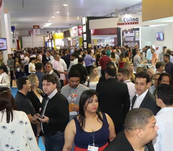 Fornecedores saem na frente e garantem participa��o na Super Feira 2019