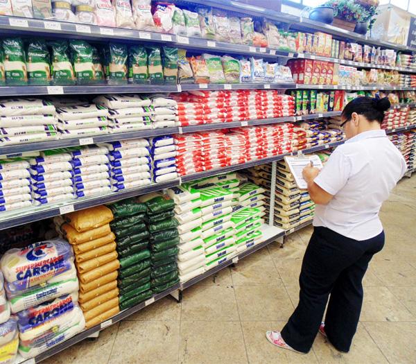 Acaps retoma projeto para mapear dados dos supermercados