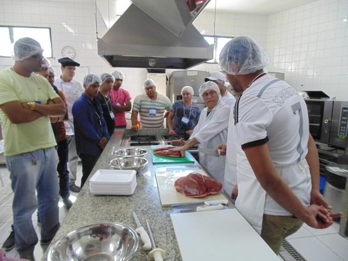 Inscri��es abertas das novas turmas da Capacita��o para A�ougueiros