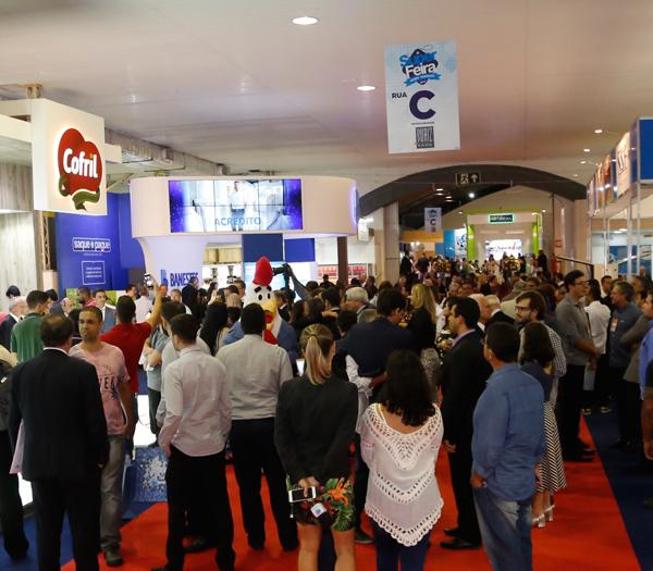Acaps intensifica a comercializa��o da Super Feira 2018