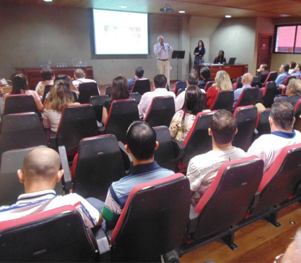 Lan�amento do Encontro Rede Show 2018 acontece em Vit�ria