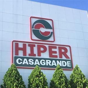 Rede Casagrande inaugura hiper em Serra