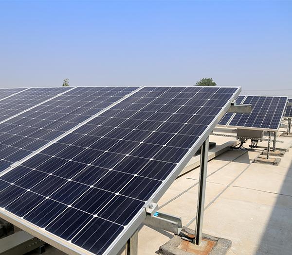 Associado oferece condi��es especiais na instala��o de energia solar